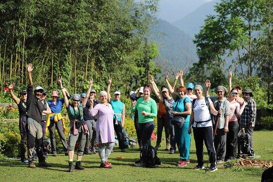 West Sikkim, India: Sikkim and Dzongri trek in 2019
