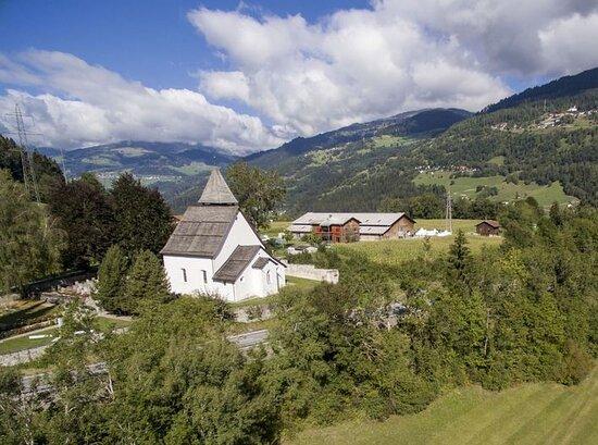 Evangelische alte Pfarrkirche Sogn Martin