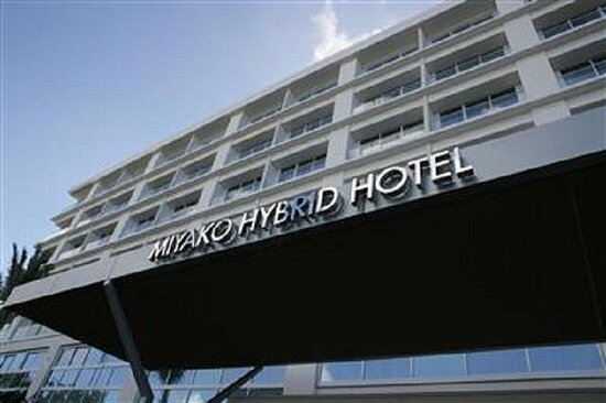 都 ハイブリッド ホテル