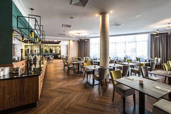 Aquarelle Restaurant - Breakfast area