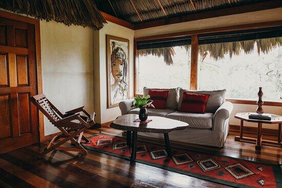 Gaïa Cabana Living Room