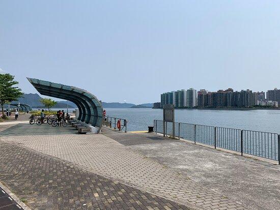 Shing Mun To Tai Mei Tuk (cycling Trail)