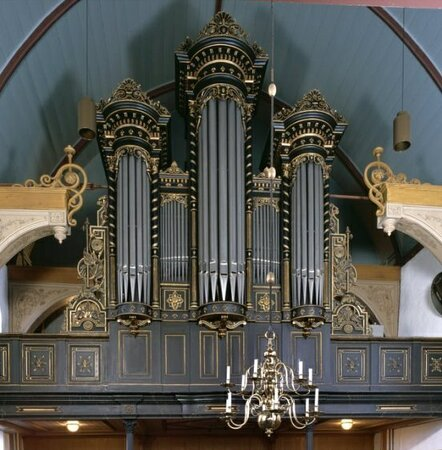 Dorpskerk Twist/theaterkerk Hemels