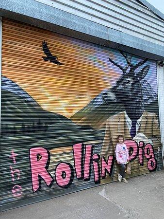 Graffiti Art @ The Yard