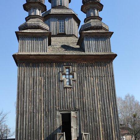 Sedniv, Ukraina: Свято Георгиевская церковь