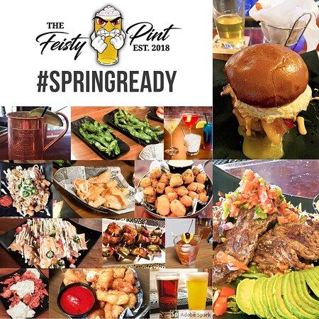 #patiolife https://www.toasttab.com/feisty-pint #happyhour #downtowngj #food #craftbeer #hardciders #wine #whiskey