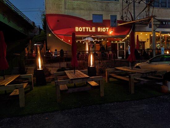 Bottle Riot