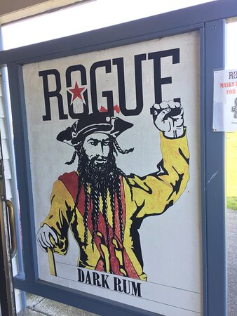 Famous Rogue Sign