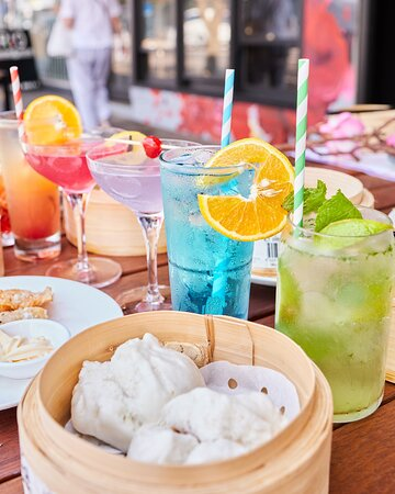 Variety Cocktails