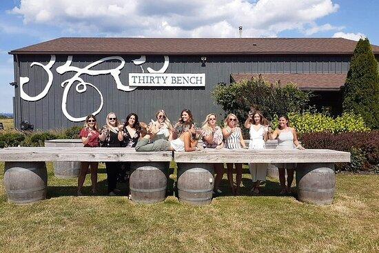 Expérience de la région viticole du Niagara - Excursion d'une journée...