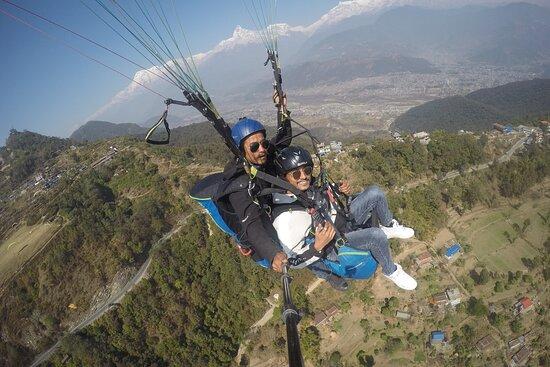 Pokhara Adrenaline Paragliding