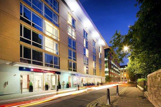 Hilton Garden Inn Bristol City Centre, hôtels à Bristol