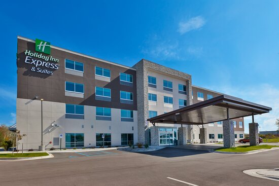 Cedar Springs, MI: Hotel Exterior