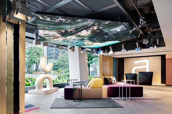 Aloft Tokyo Ginza, Hotels in Chuo