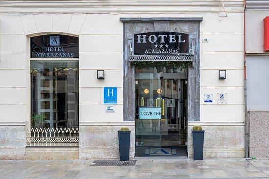 Atarazanas Malaga Boutique Hotel, hoteles en Málaga