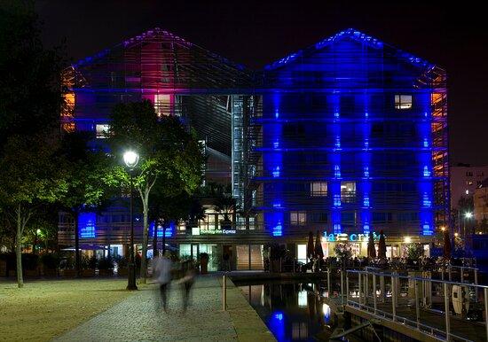 Holiday Inn Express Paris - Canal de la Villette, hôtels à Paris