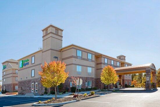 Holiday Inn Express Absecon - Atlantic City Area, hôtels à Long Beach Island