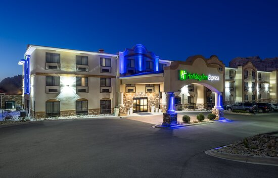 Holiday Inn Express Hotel & Suites Moab, Hotels in Canyonlands Nationalpark
