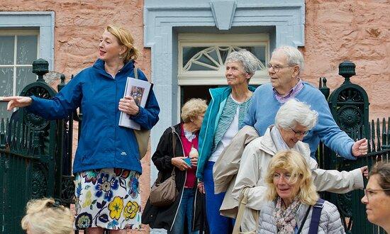 Kirkcudbright Art Tours