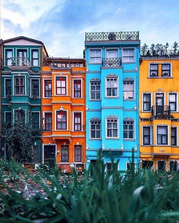 Balat streets - İstanbul - TURKEY 📸@abdullahshhn