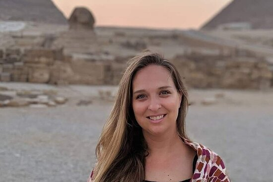 8-Hour Private Tour of the Pyramids...