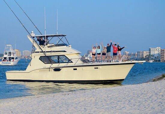 Destin Private Yacht Charters