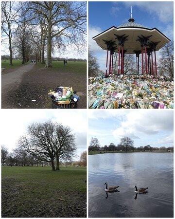 Clapham:  Clapham Common