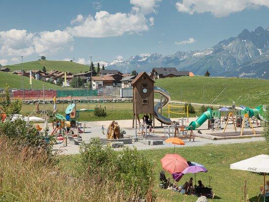 Rufalipark Obersaxen