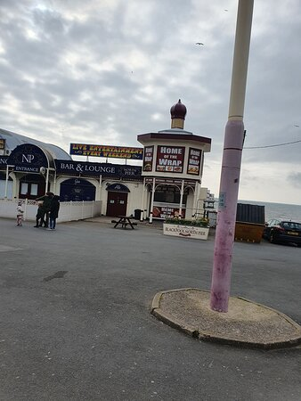 Beside North Pier Bar and Lounge