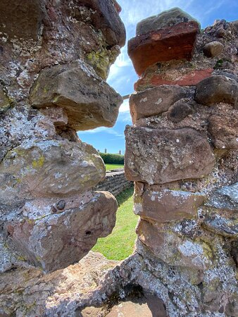 Wall Roman Site