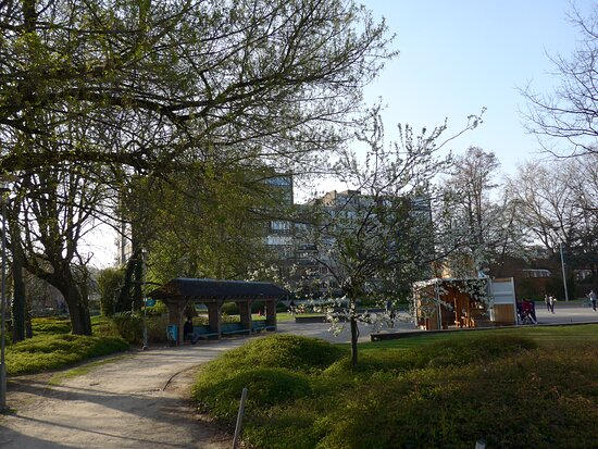 The Bruul Park (de Bruul Park)