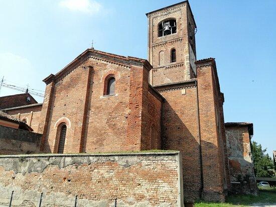 Pozzuolo Martesana, إيطاليا: Chiesa di San Francesco 