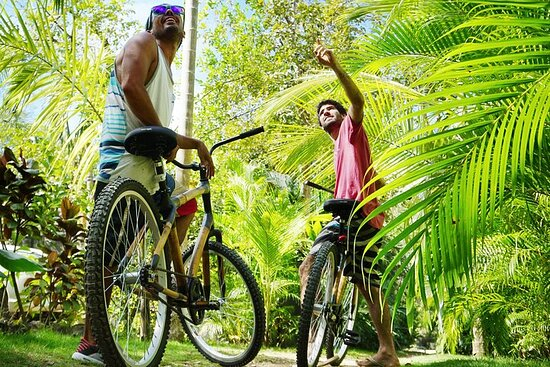 Explore Guiones Beach with Bamboo Bike Rental