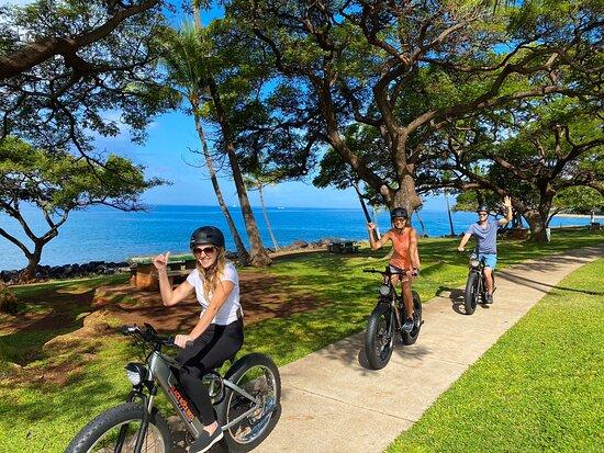Black Rock Bikes Maui