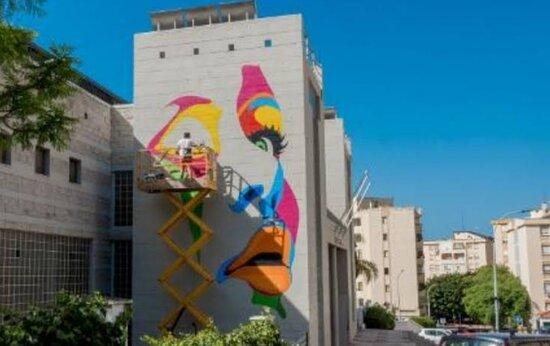 Ruta de los Murales, Mural Femina