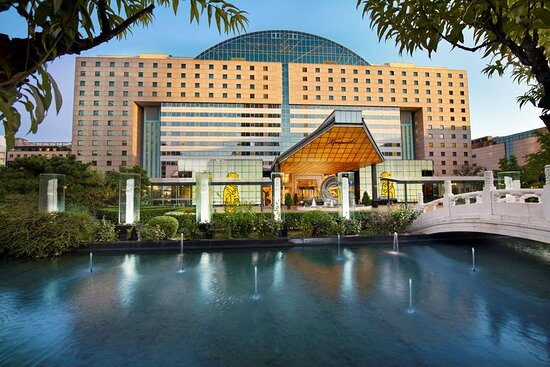 Kempinski Hotel Beijing Lufthansa Center, hôtels à Pékin