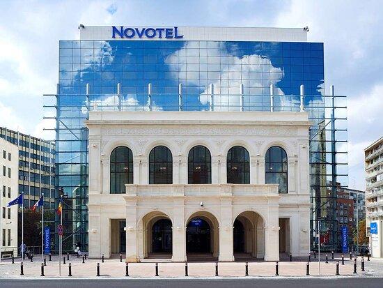 Novotel Bucarest City Centre, Hotels in Bucharest