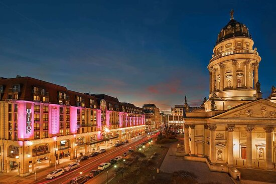 Hilton Berlin, Hotels in Berlin