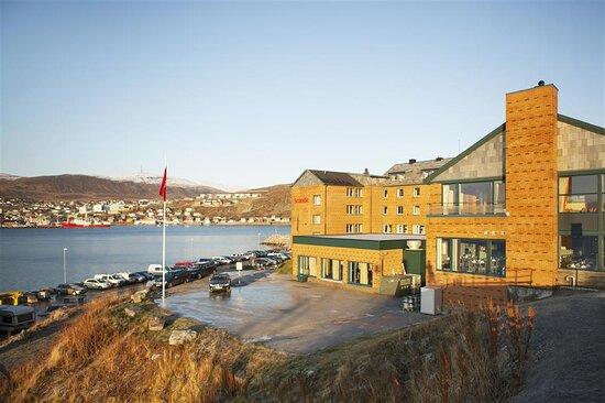 Øyhopping Sørøya