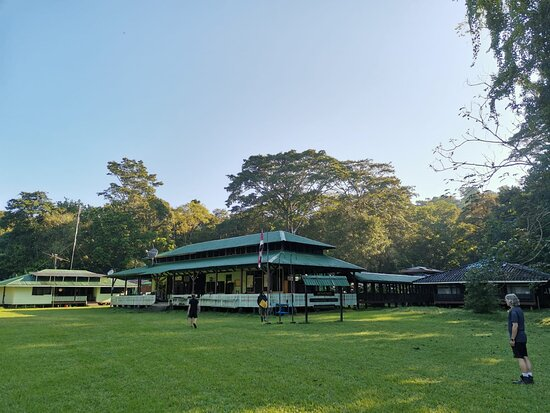 Corcovado National Park, Costa Rica: Sirena ranger station