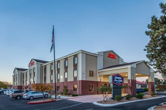 Hampton Inn & Suites by Hilton Los Alamos White Rock