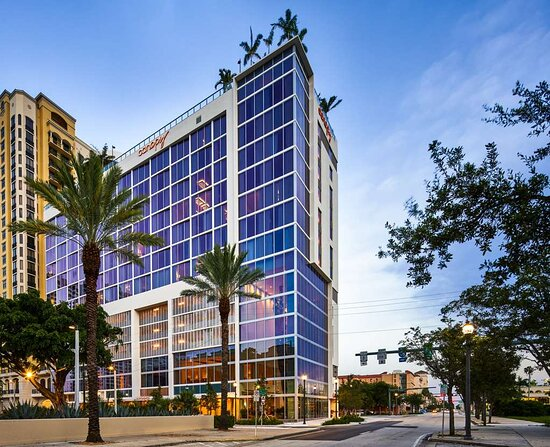 Canopy by Hilton West Palm Beach Downtown, Hotels in West Palm Beach