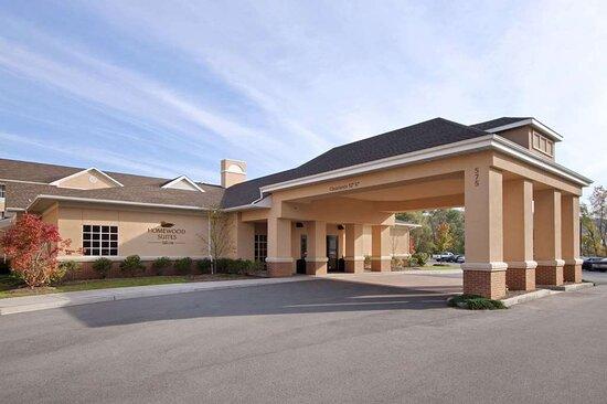 羅切斯特維克托希爾頓惠庭套房飯店