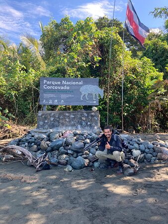 Corcovado National Park, Costa Rica: Official pic