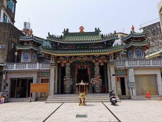 府城马公庙