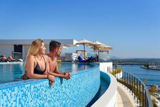 Jupiter Marina Hotel, hoteles en Algarve