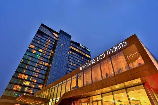 Radisson Blu Iveria Hotel, Tbilisi City Centre, Hotels in Tiflis (Tbilissi)