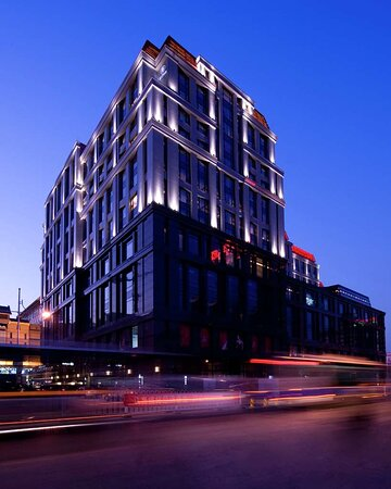 Hilton Beijing Wangfujing, hôtels à Pékin