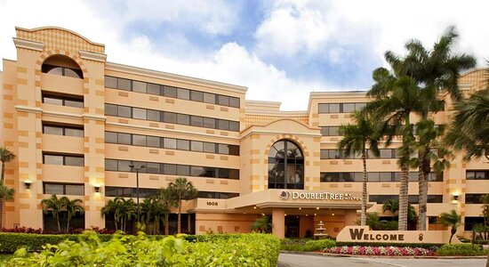 DoubleTree by Hilton Hotel West Palm Beach Airport, Hotels in West Palm Beach