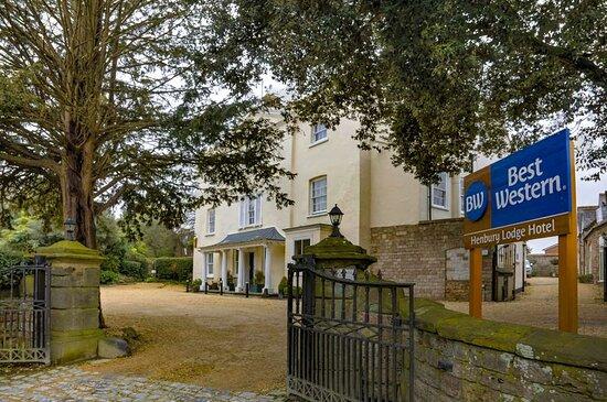 Best Western Henbury Lodge Hotel, hôtels à Bristol